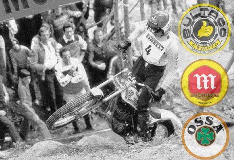 Comparativa trial clasico: Bultaco Sherpa 350 vs Ossa TR80 vs Montesa Cota 349