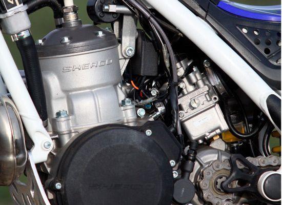 carburador trial