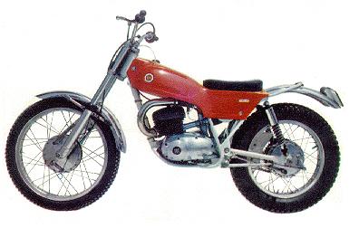 Montesa Cota 247 1968