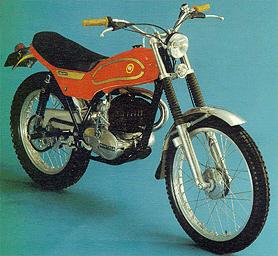 Montesa Cota 247 1975