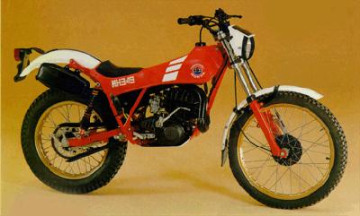 Montesa Cota 349 MH 1982