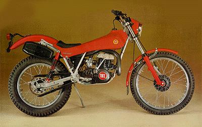 Montesa Cota 350 1983