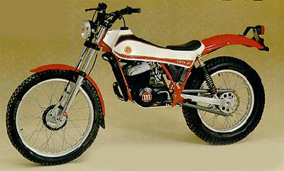 Montesa Cota 242 1984