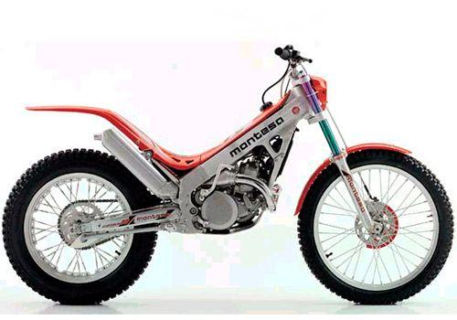 montesa cota 315r 2003