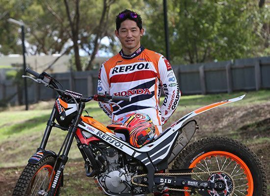 Fujinami renueva con Honda hasta 2015