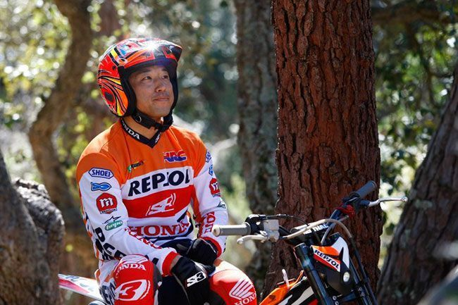 Takahisa Fujinami cumple 20 temporadas en el mundial