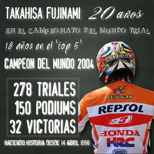 fujinami 20temporadas