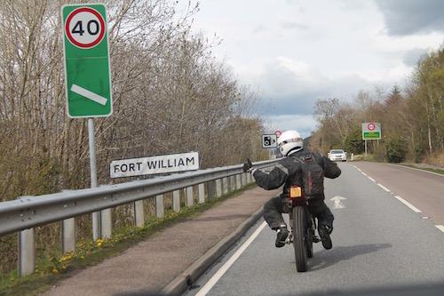 motos de trial scottish trial