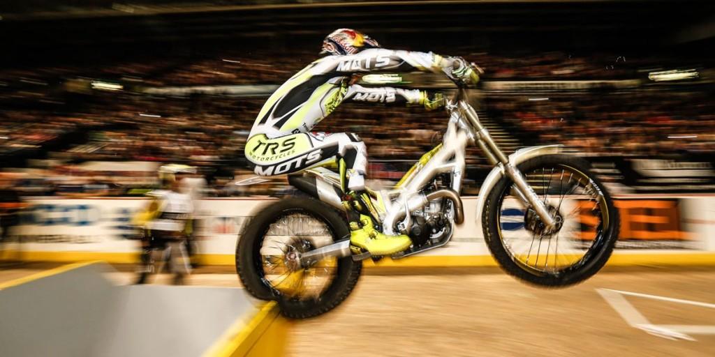 adam raga trs trial indoor 2016