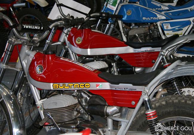 bultaco kit campeon