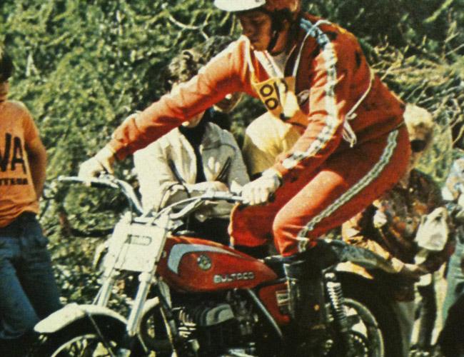 martin lampkin bultaco sherpa