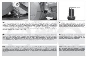 capacidad aceite motor Sherco ST