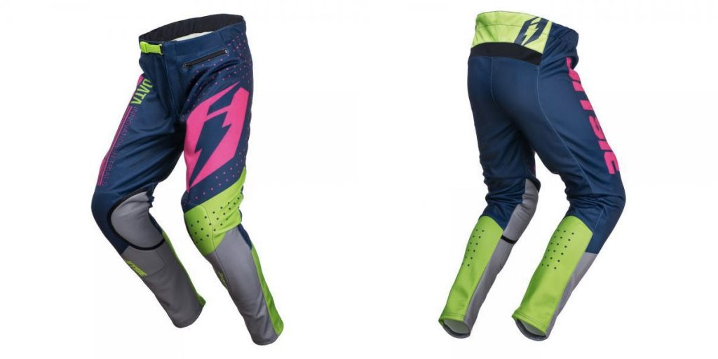 jitsie data pantalon trial verde