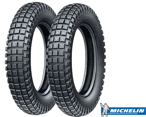 neumaticos michelin xlight trial