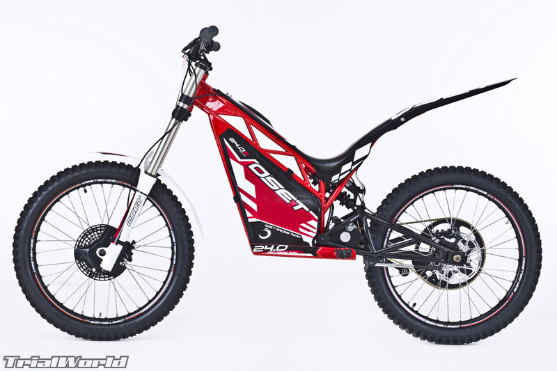 oset bikes 24r electrica