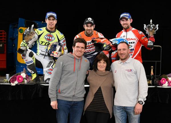 podium trial indoor sheffield 2017