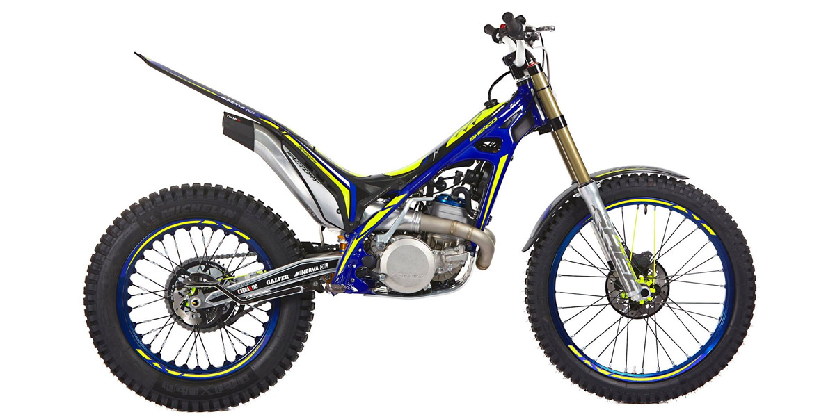 sherco factory 2017 trial