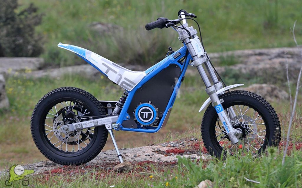 alquiler de motos para niños