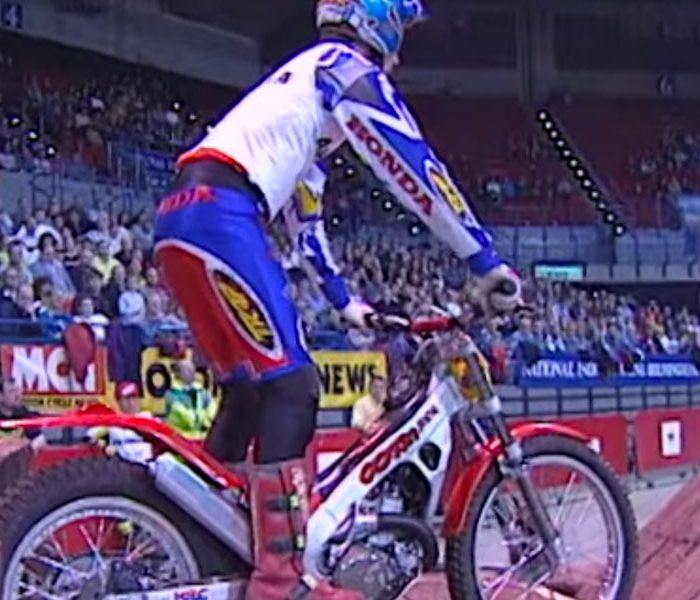 VIDEO | Trial Indoor Birmingham 1997 con Colomer, Ahvala, Fujinami y Jarvis