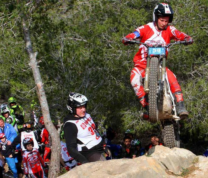 Ib Andersen vence en La Nucia   CET Nacional de Trial
