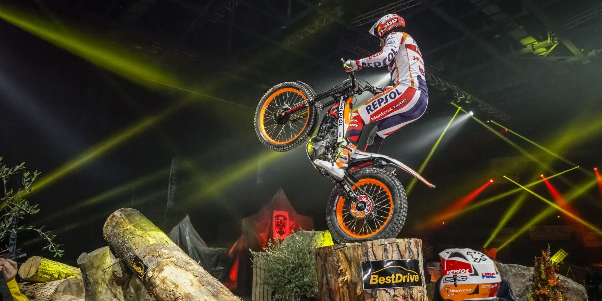 toni bou xtrial world champion 2017