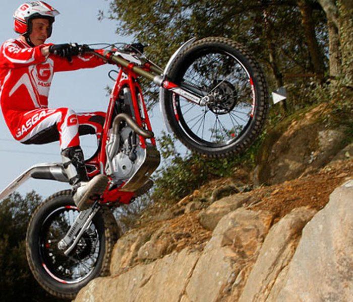 Marc Colomer vuelve a competir en el Mundial de Trial