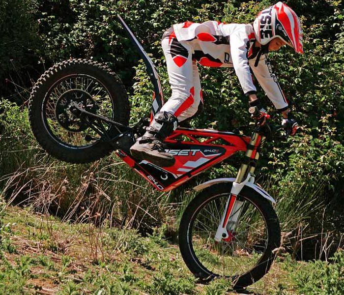 Prueba Oset Bikes 24.0 Racing eléctrica