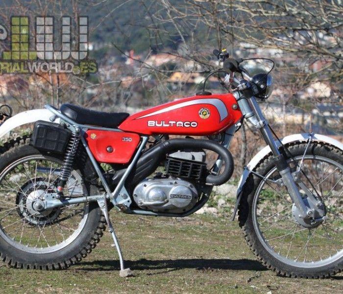 Bultaco Sherpa T350 183 Manuel Soler
