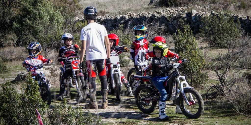 clases de trial para niños