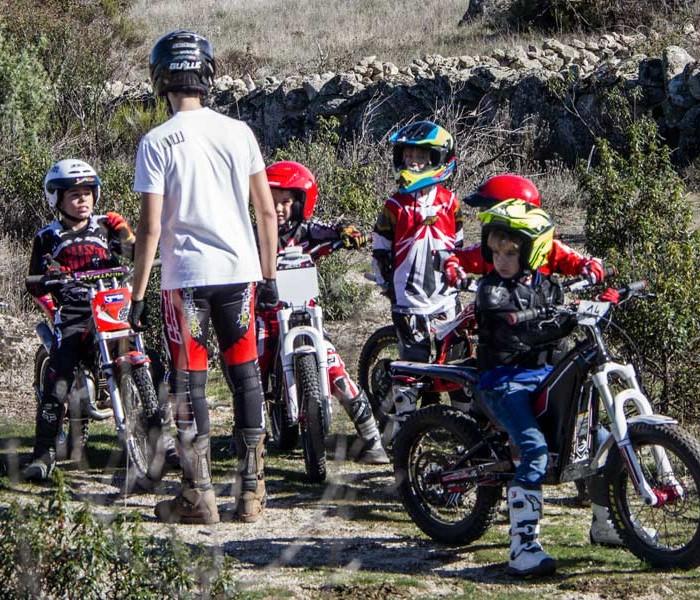 Previo Curso de Trial 23 y 24 enero en Becerril de la Sierra
