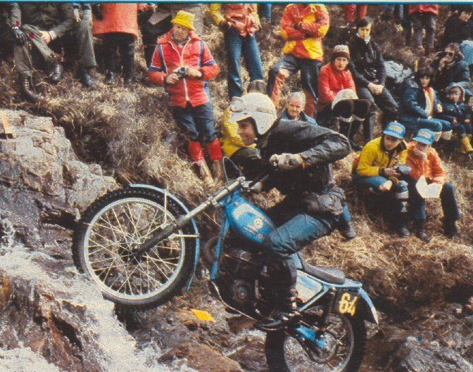 charles coutard con bultaco