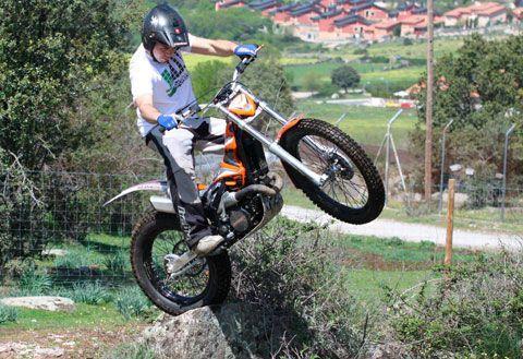 Prueba Scorpa SY 280R 2010