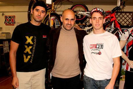 Dani Comas se centrara en Biketrial en 2012