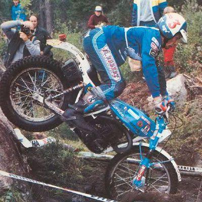 vesterinen bultaco sherpa 199b