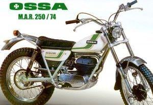 ossa mick andrews 1974