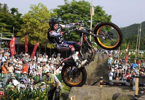 Doblete para Toni Bou en el GP de Japon