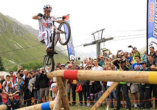 2ª Trials UCI World Cup: Hermance, Mustieles y Ros