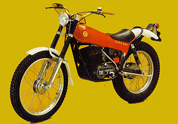 Montesa Cota 348 1976