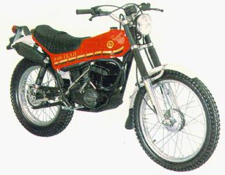 Montesa Cota 348 1977