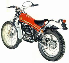 Montesa Cota 348 1978