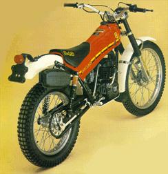 Montesa Cota 349 1980