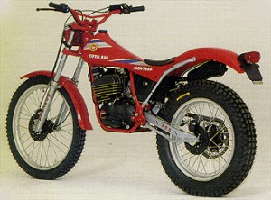 Montesa Cota 335 1986