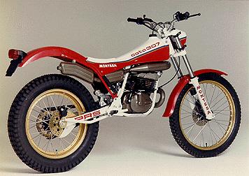 Montesa Cota 307 1987