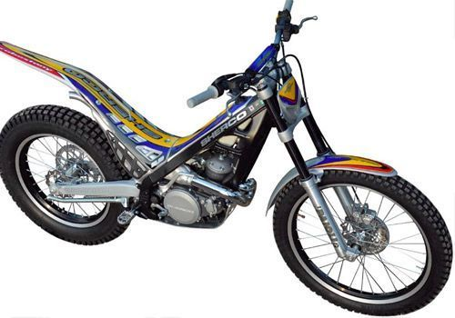 sherco cabestany 2006