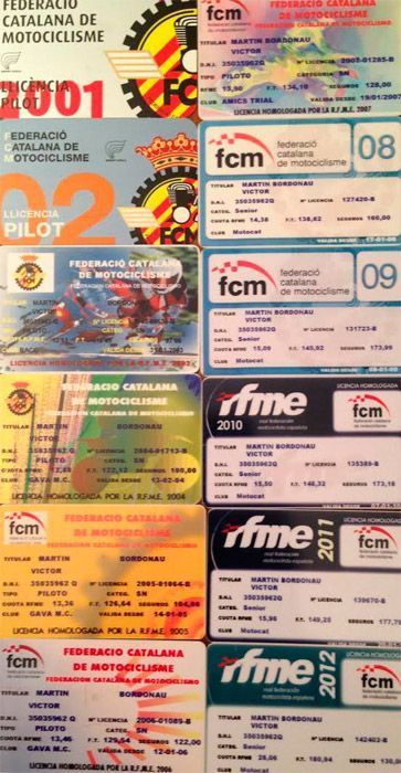 bonaigua licencia