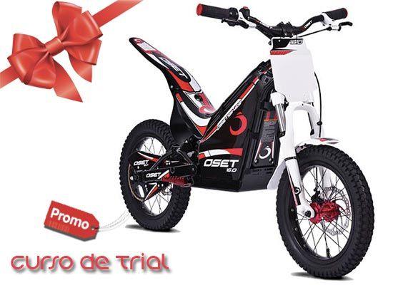 Oset Bikes 16.0 ECO electrica 2015