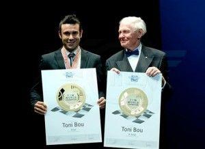 Toni Bou campeon mundo 2014