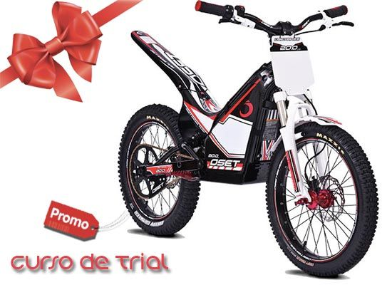 Oset Bikes 20.0 lite 2015