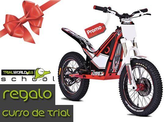 Oset Bikes promocion curso de trial
