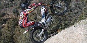 Montesa Cota 4RT Repsol test